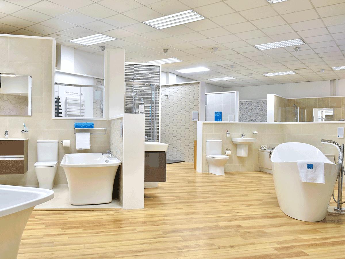 Newry Bathroom Showroom