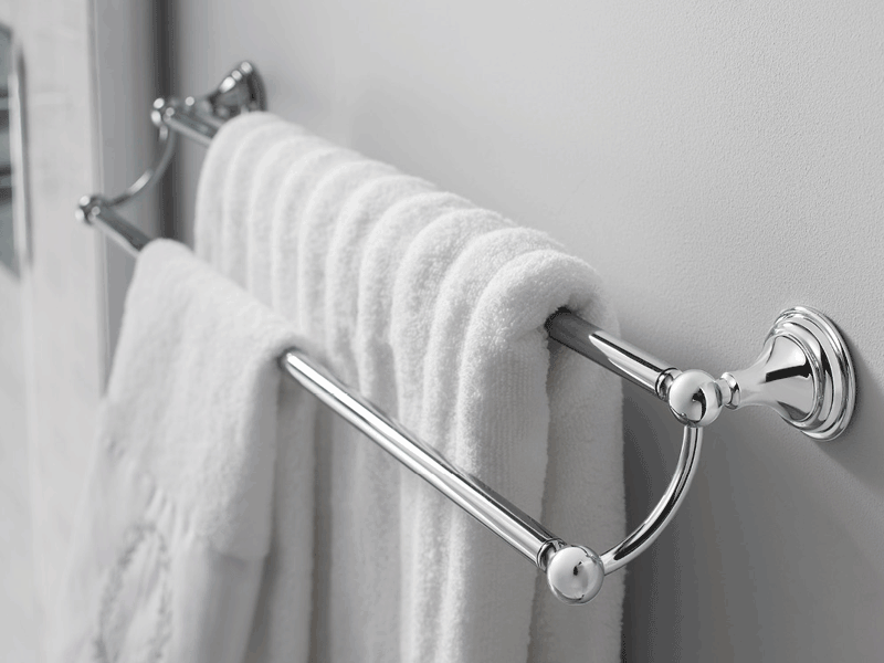 crosswater-belgravia-double-towel-rail