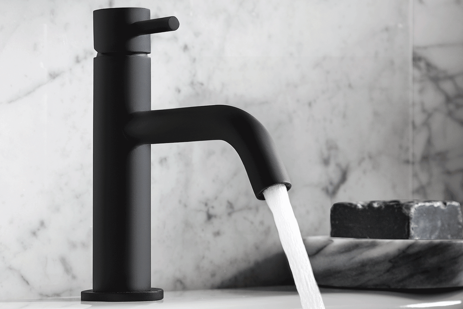 crosswater-lifestyle-matt-black-tap