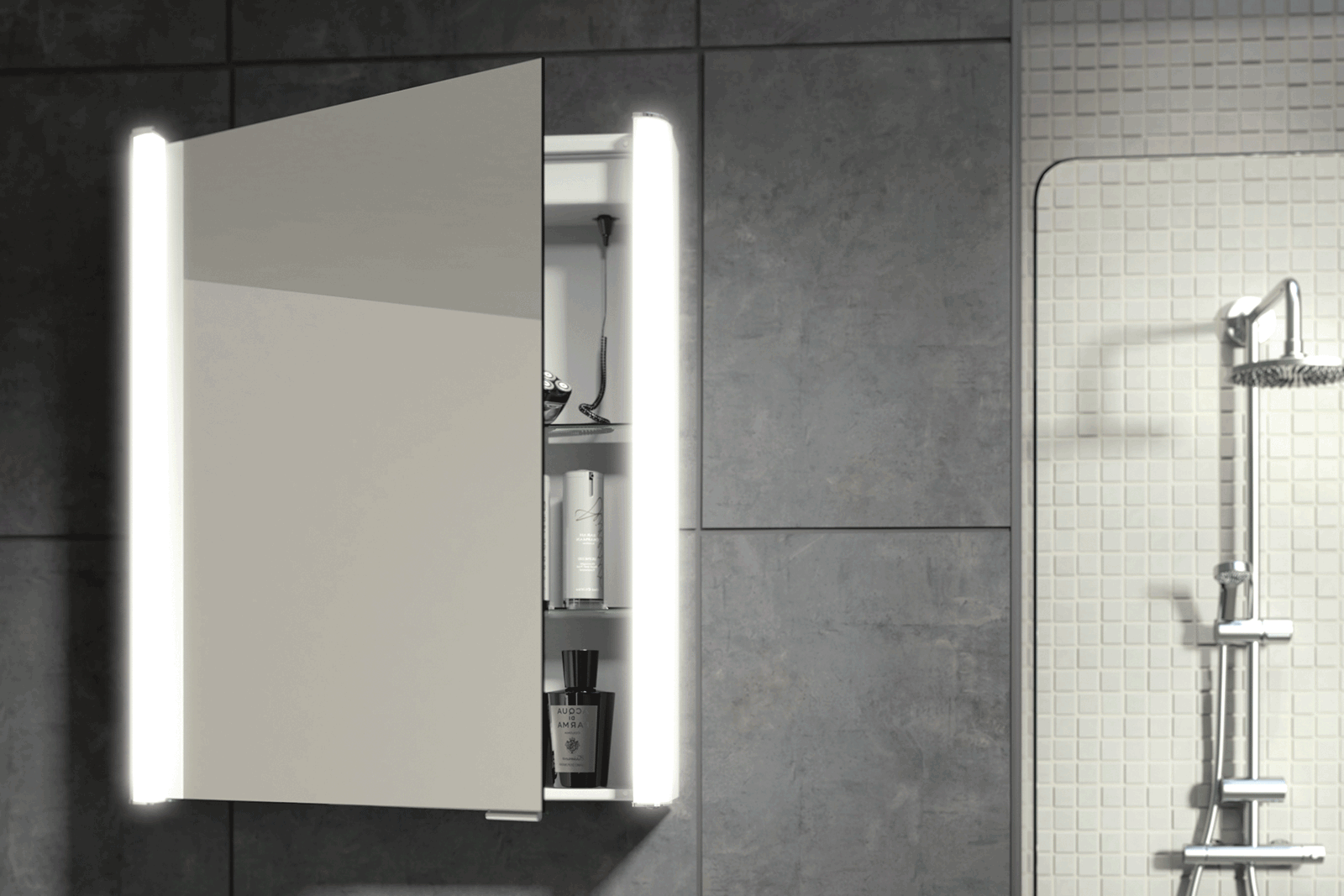 hib bathroom mirror amp cabinets at bathline bathroom 13129