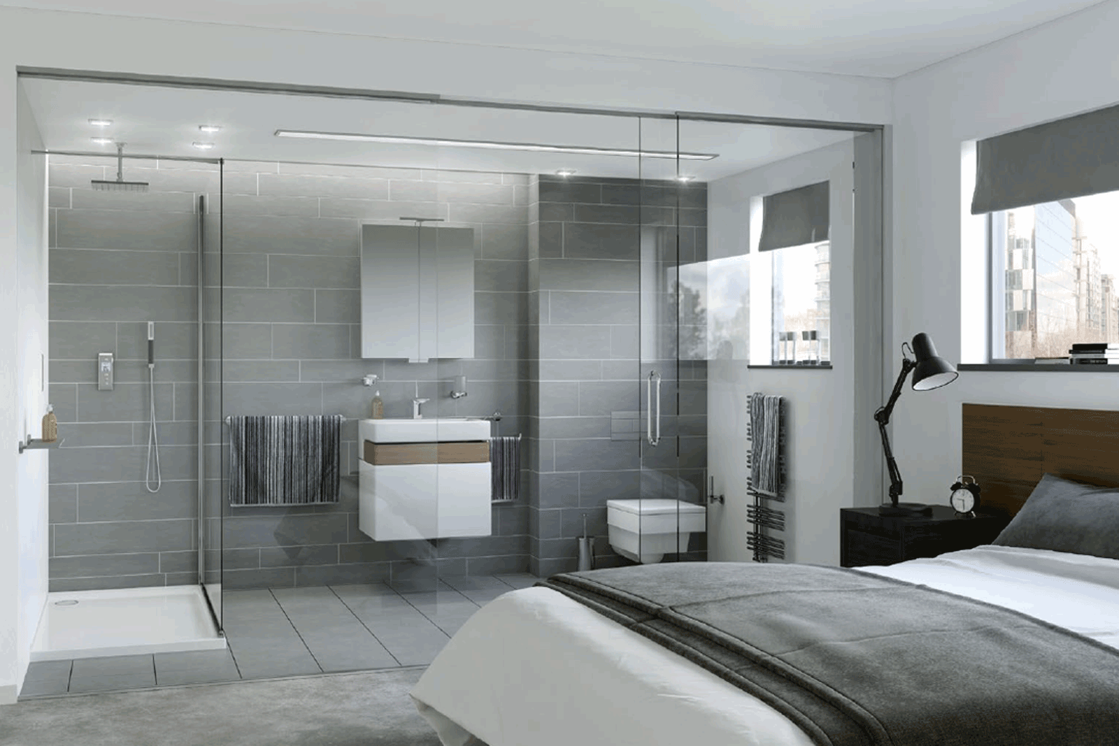 bathroom ensuite design  ensuite bathrooms northern
