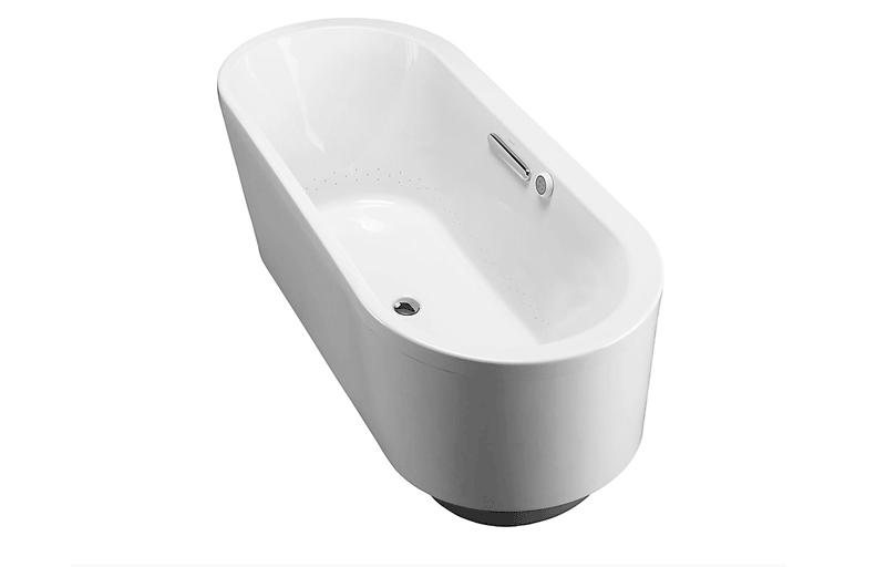 Kohler evok oval bath