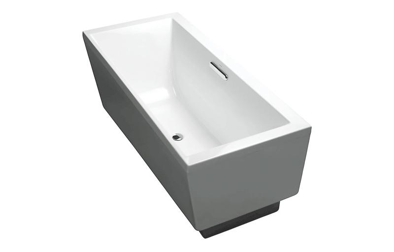 Kohler evok rectangular bath