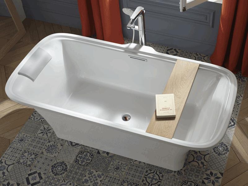 Kohler flote lifestyle bath