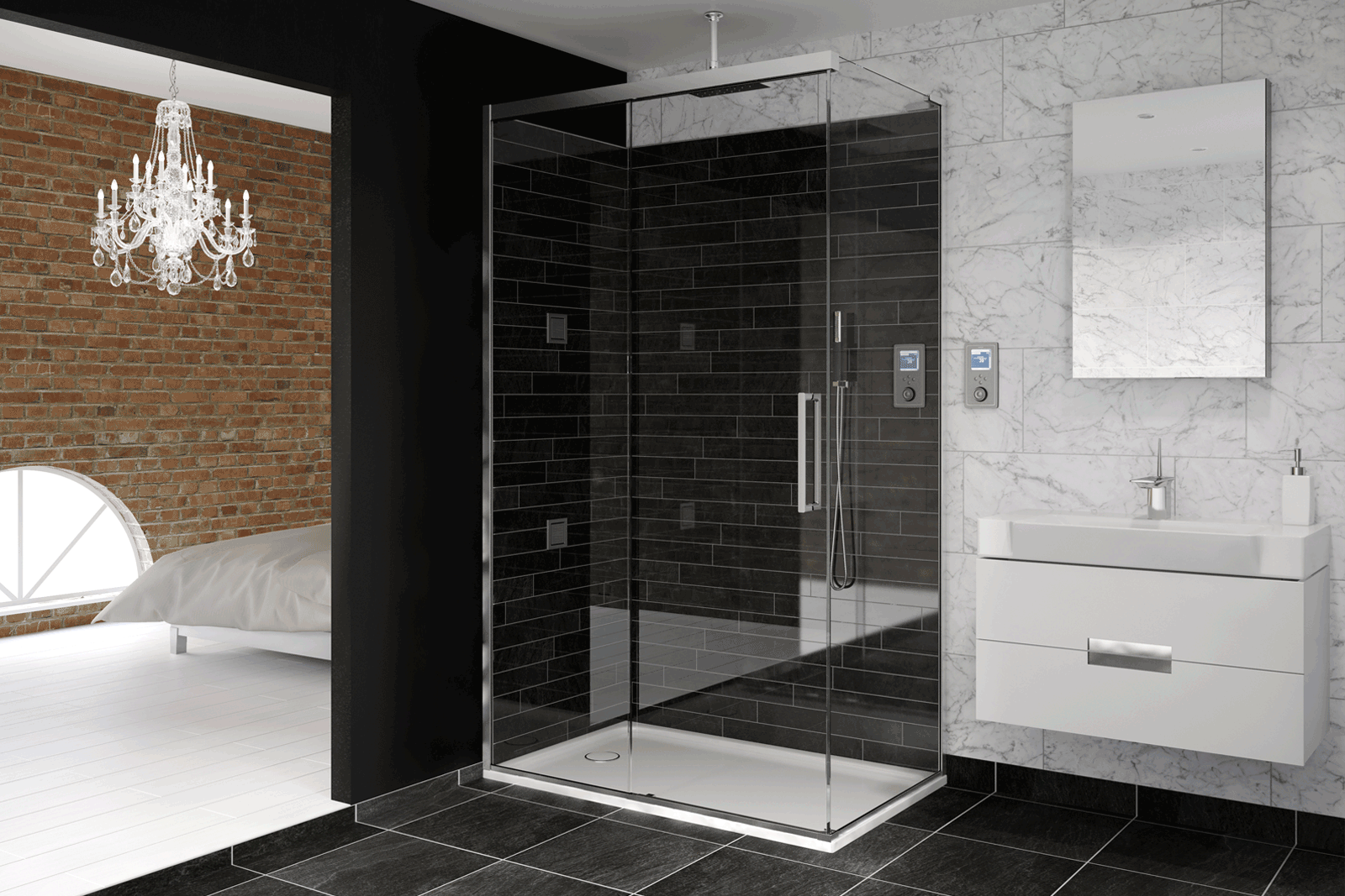 Bathroom Ensuite Design Ensuite Bathrooms Northern