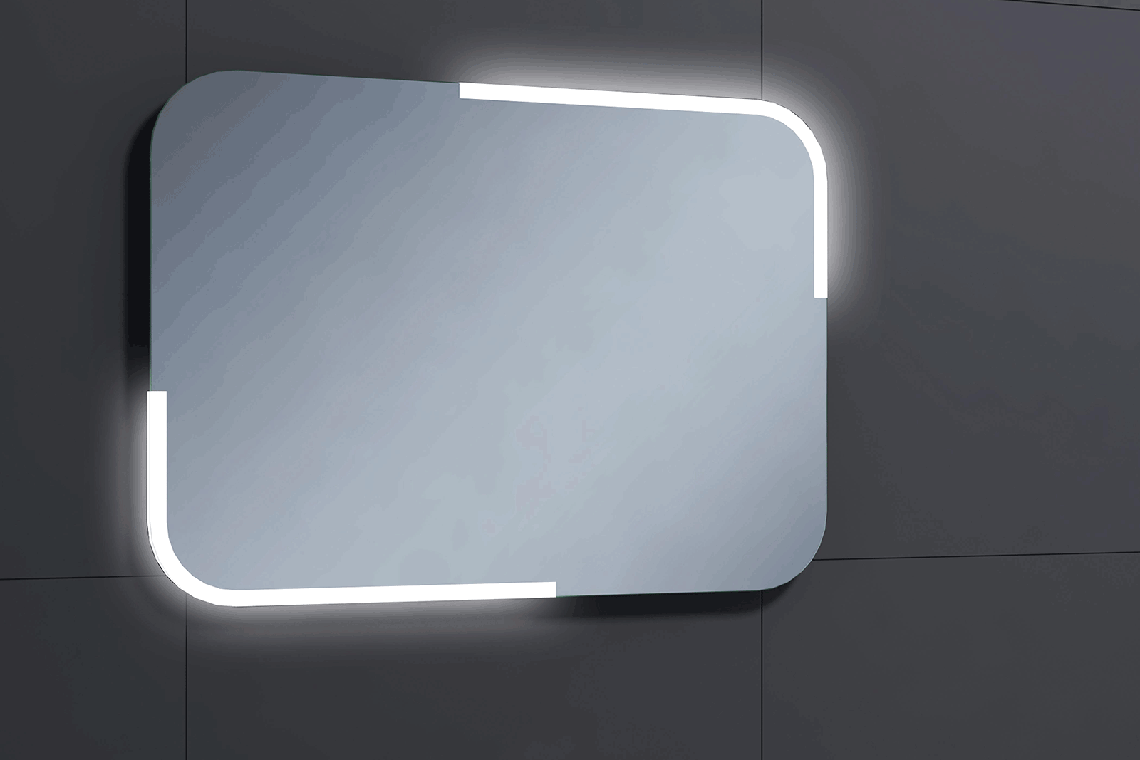Aquall porto mirror