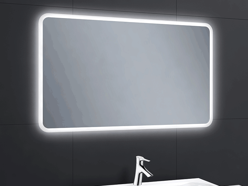 Aqualla glow mirror
