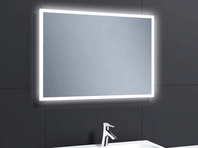 Aqualla linea mirror
