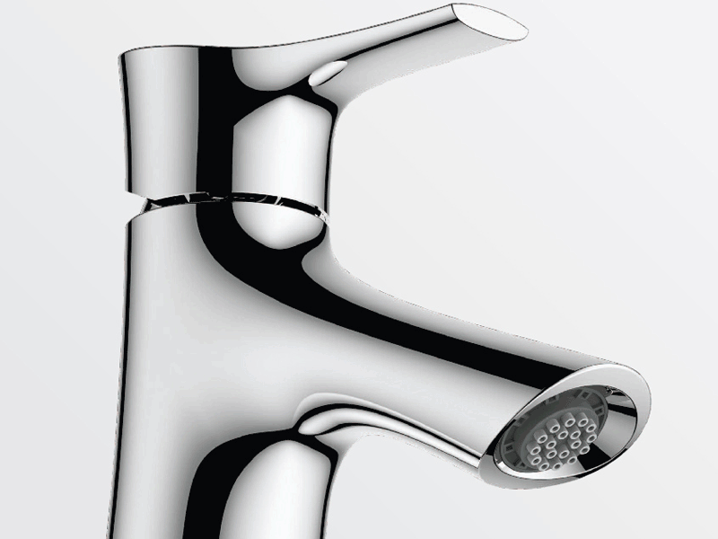 Aqualla porto chrome tap