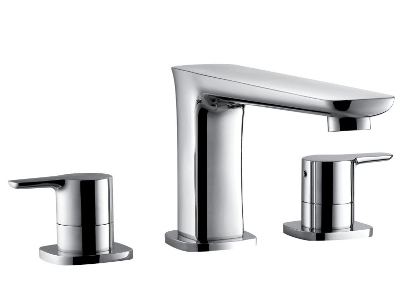 Aqualla rain bath filler