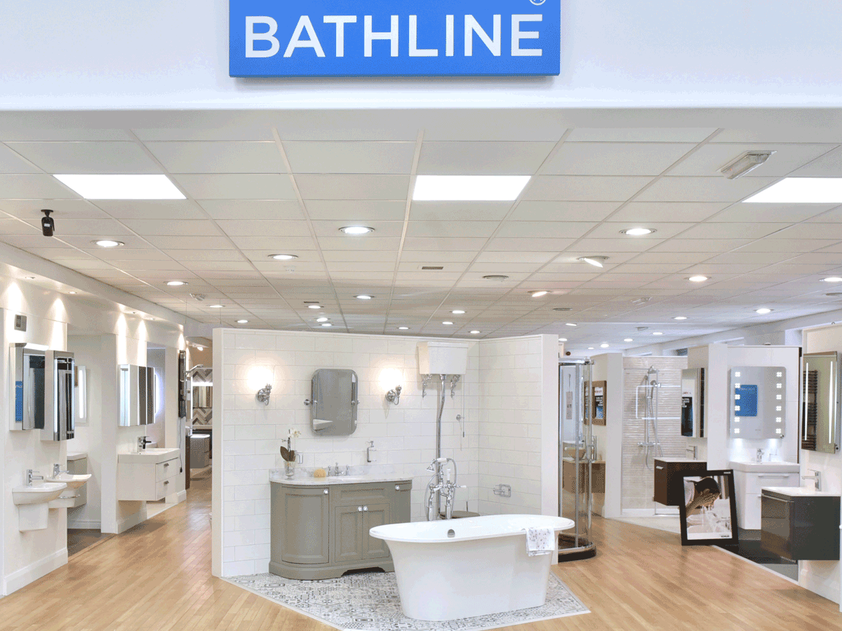 Bathline Portadown Showroom