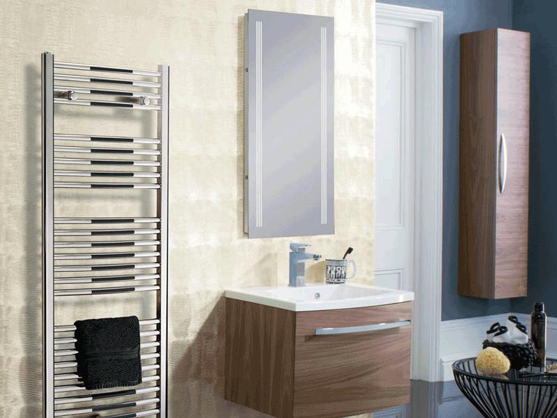 Bauhaus design radiator