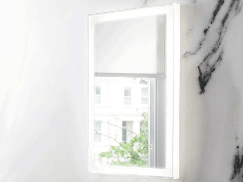 Bauhaus dune lifestyle mirror