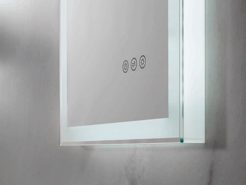 Bauhaus dune mirror controls