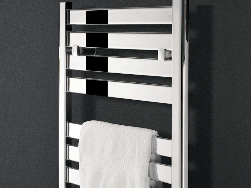 Bauhaus edge radiator