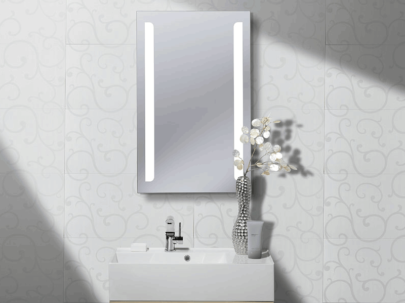 Bauhaus elite lifestyle mirror