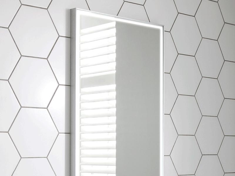 Bauhaus mike pro mirror