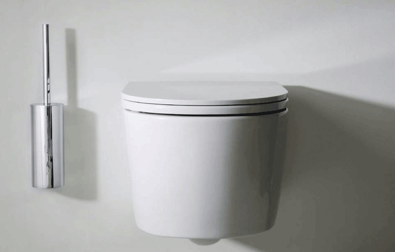 Bauhaus pier wc toilet
