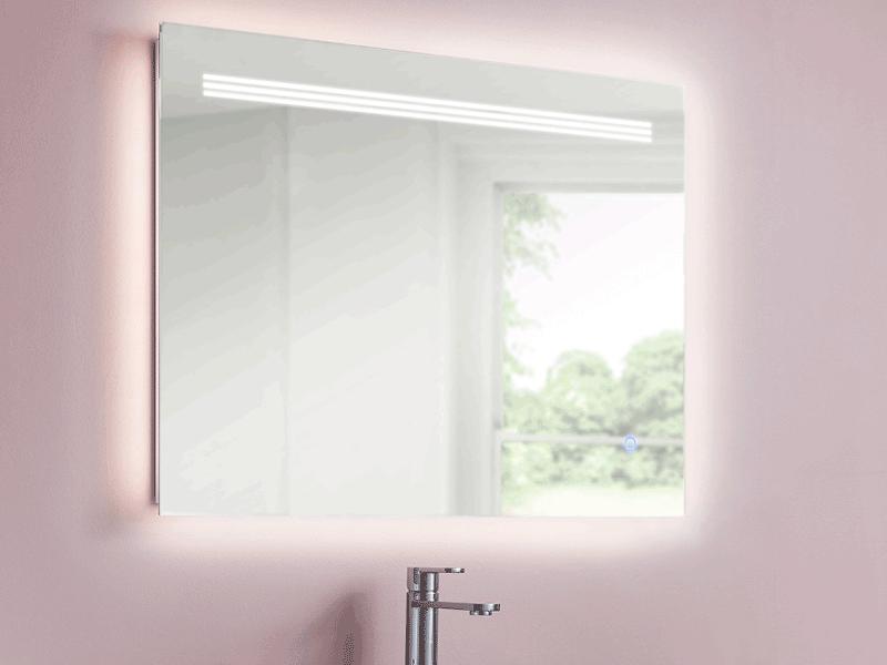 Bauhaus radiance lifestyle mirror