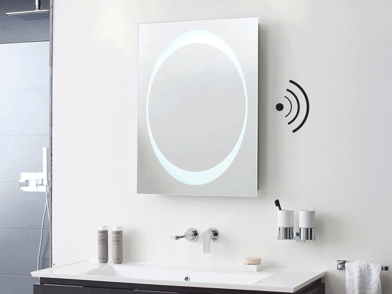 Bauhaus revive lifestyle mirror