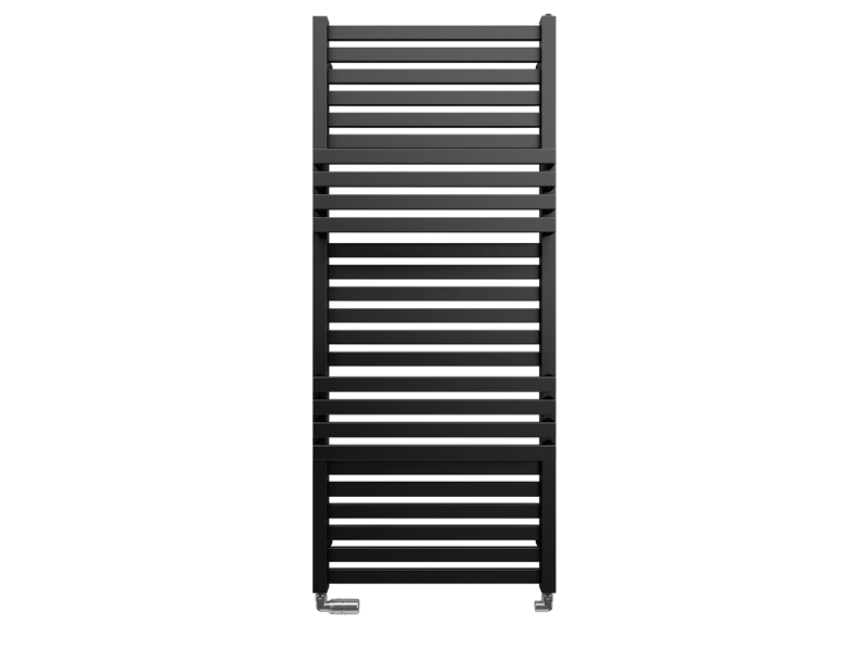 Bauhaus seattle grey radiator