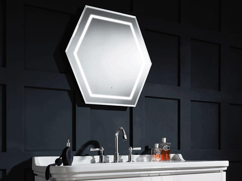 Bauhaus waldorf lifestyle mirror