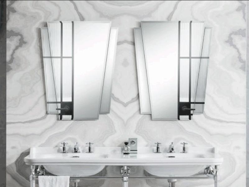 Bauhaus waldorf lifestyle mirrors