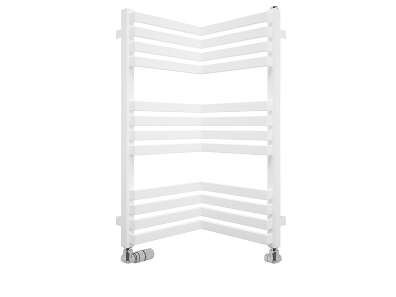 Bauhaus zion white radiator