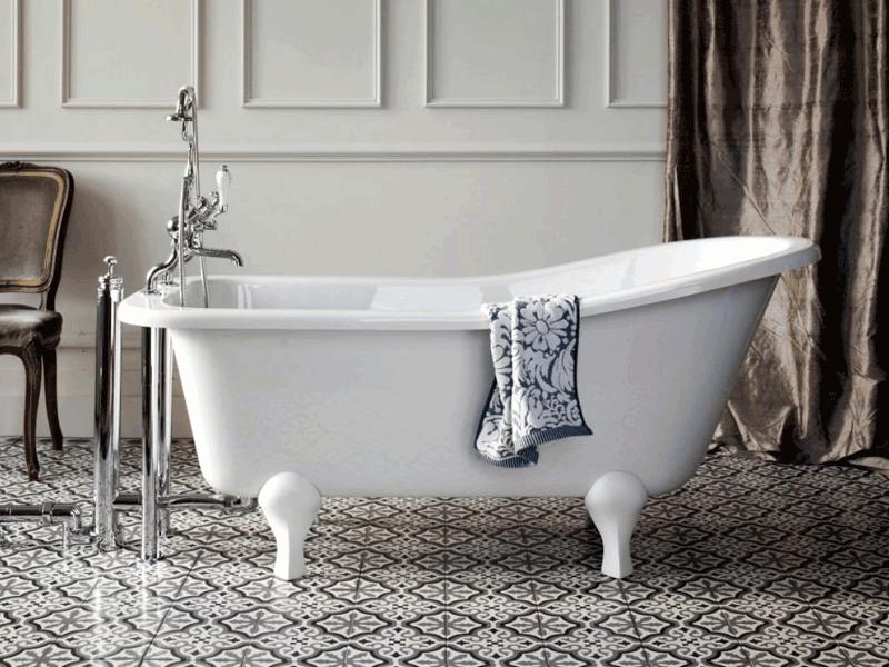 Burlington buckingham lifestyle bath