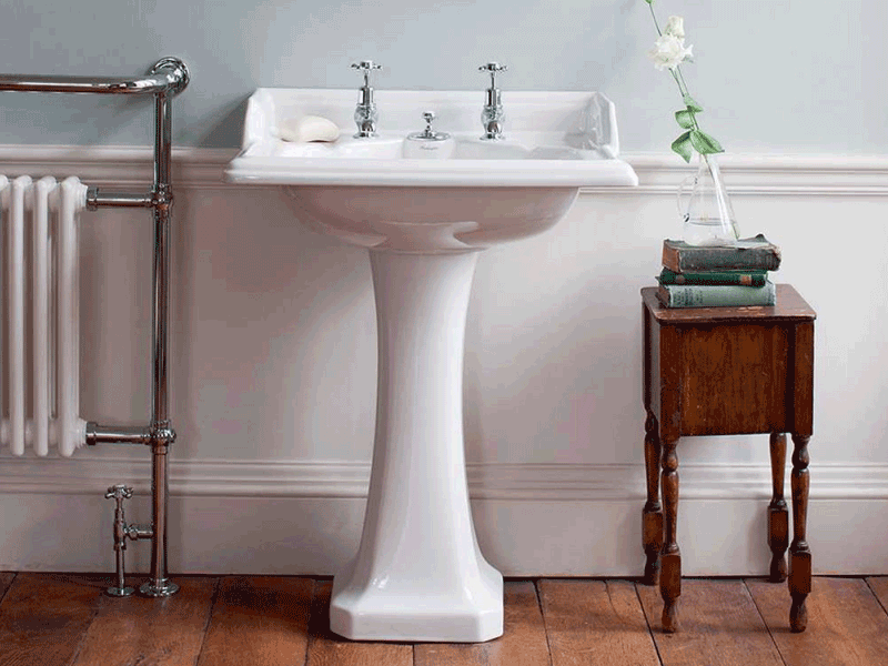 Burlington classic wc basin