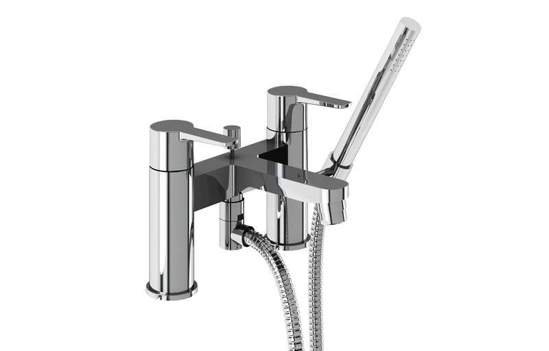 Clearwater crystal shower mixer