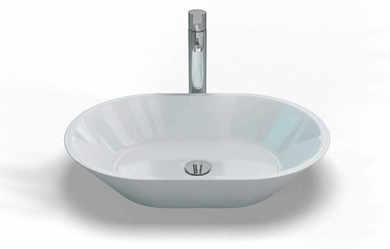 Clearwater sontuoso washbasin