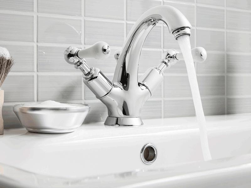 Crosswater belgravia lever basin tap