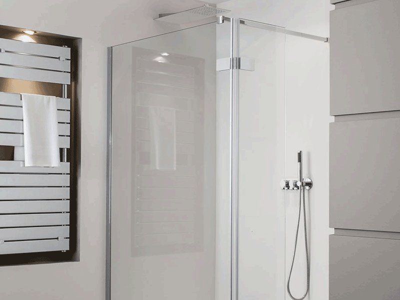 Crosswater glide shower