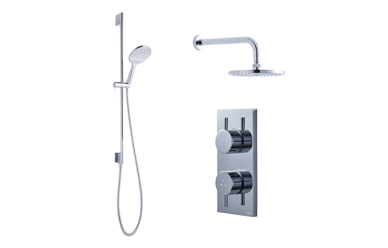Crosswater kia shower kit