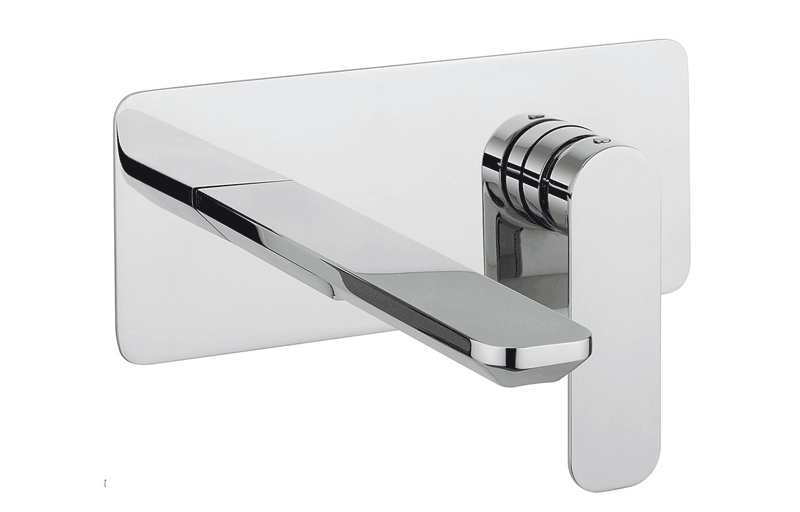 Crosswater pier wall mounted mixer