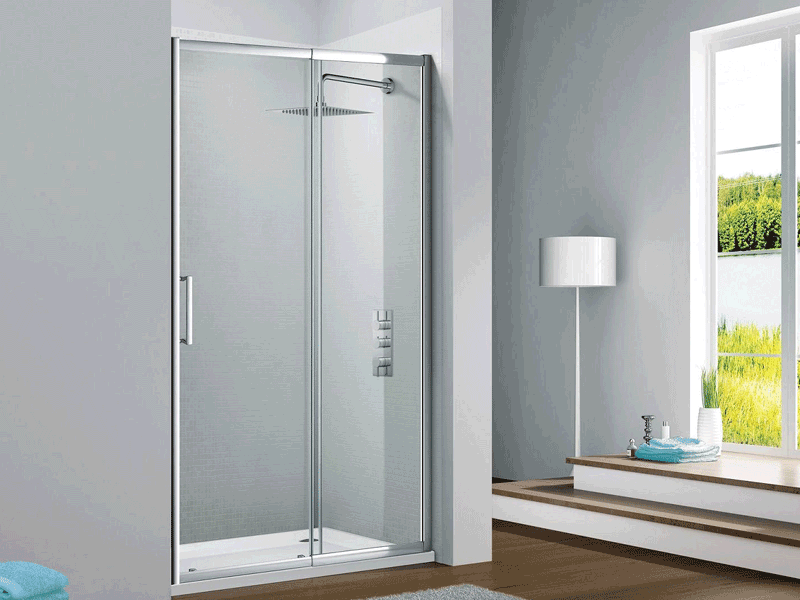 Fllair capella shower enclosure