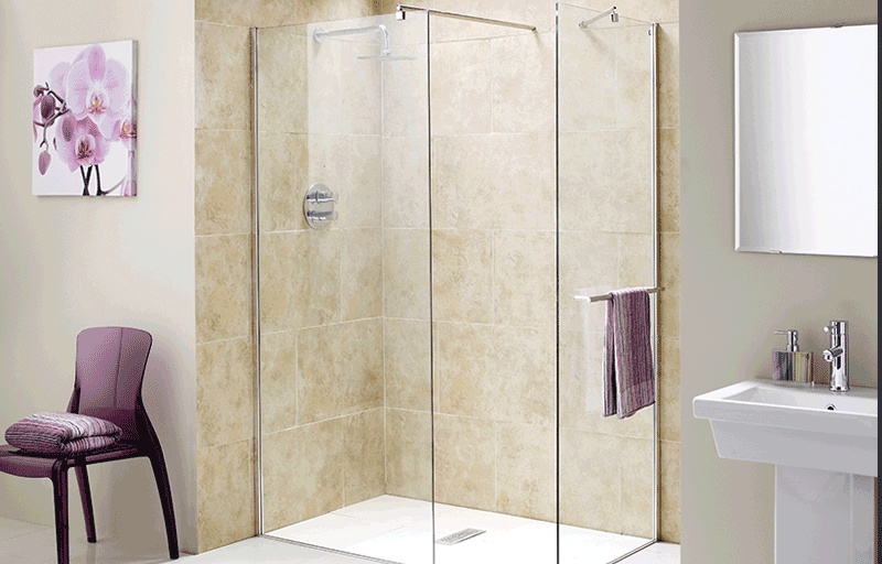 Flair chianti wetroom enclosure