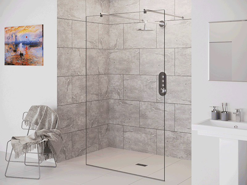 Flair chianti wetroom