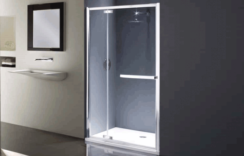 Flair namara shower door enclosure