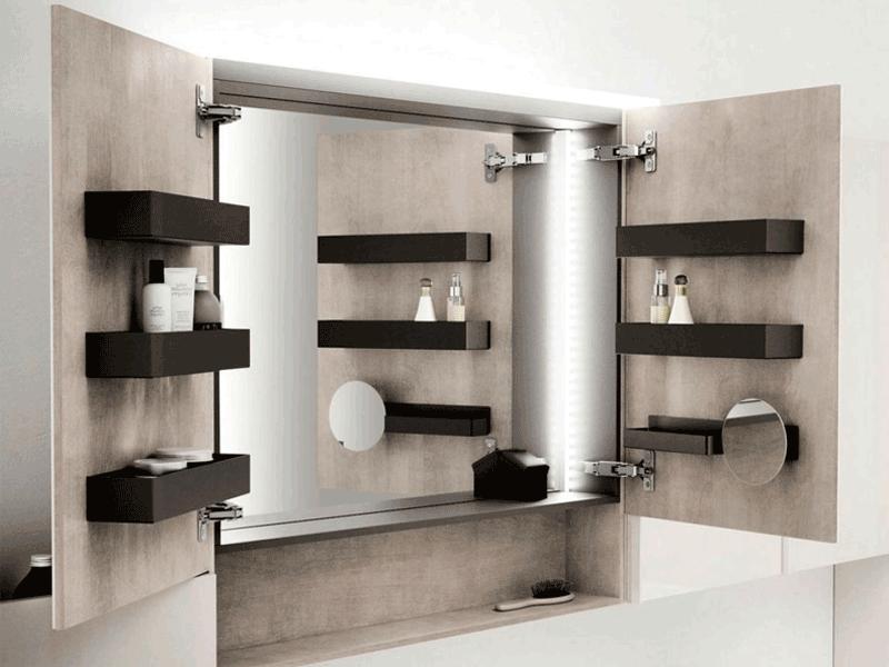 Geberit acanto lifestyle mirror