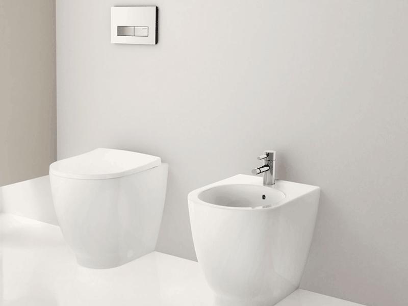 Geberit acanto toilet