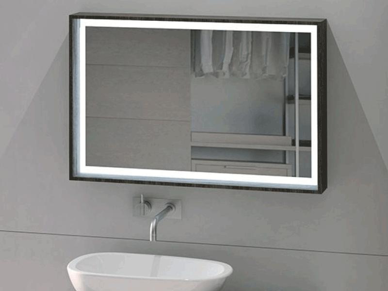 Geberit citterio mirror