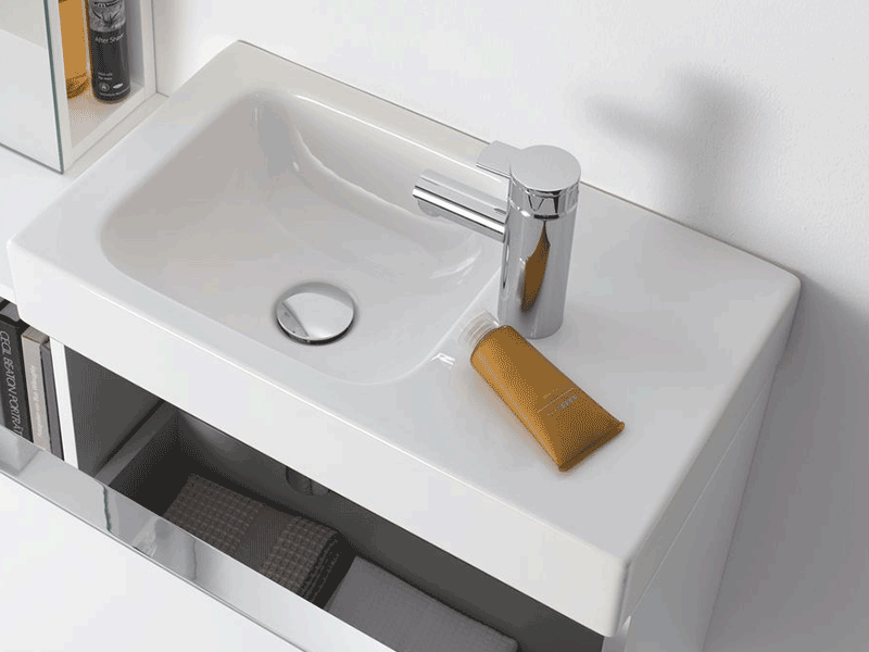 Geberit icon wash basin