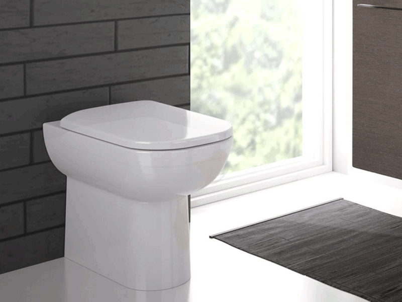 Geberit smyle toilet