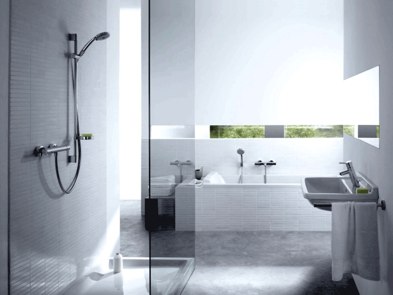 Hansgrohe croma lifestyle shower