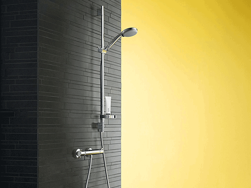 Hansgrohe ecostat lifestyle shower