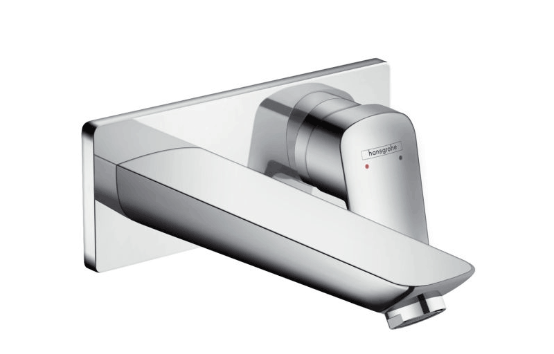 Hansgrohe logis single lever wall mounted tap