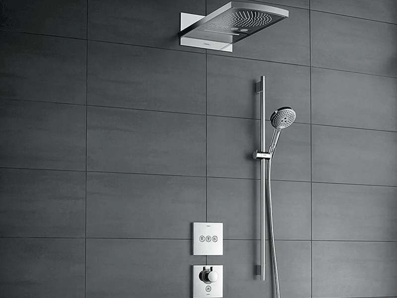 Hansgrohe showerselect lifestyle shower