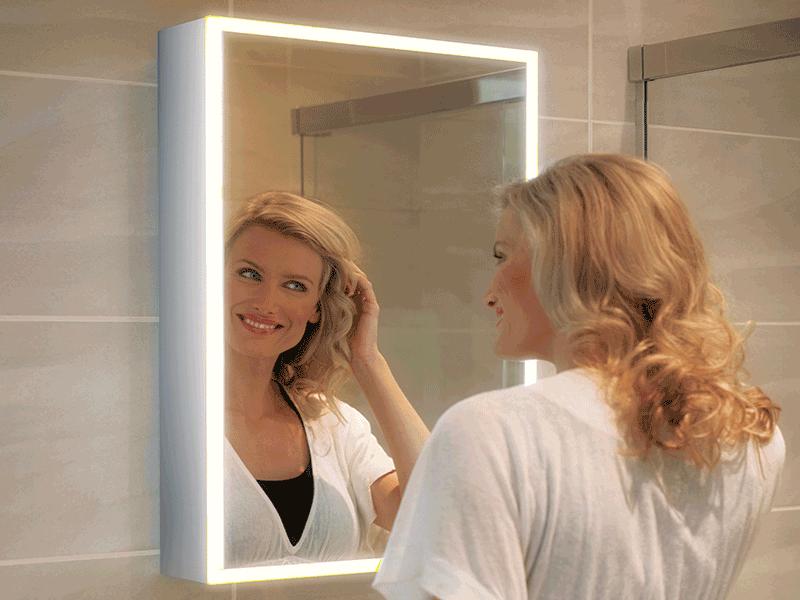 Hib quibic lifestyle mirror